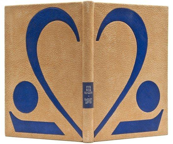 309: Binding.- Duke Lewis (Roy Harley) Fine Bookbinding