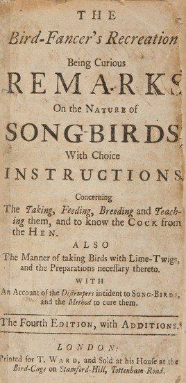 12: Bird-Fancer's Recreation