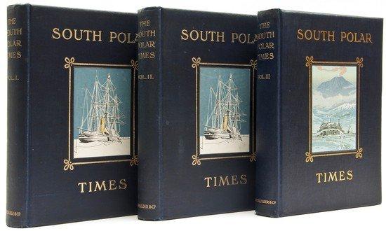241: Shackleton (Ernest H.) and others,
