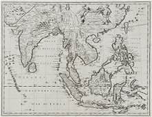 333 Speed John A New Map of East India