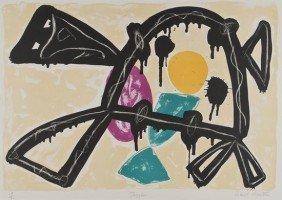 10: Basil Beattie (b.1935) Juggler