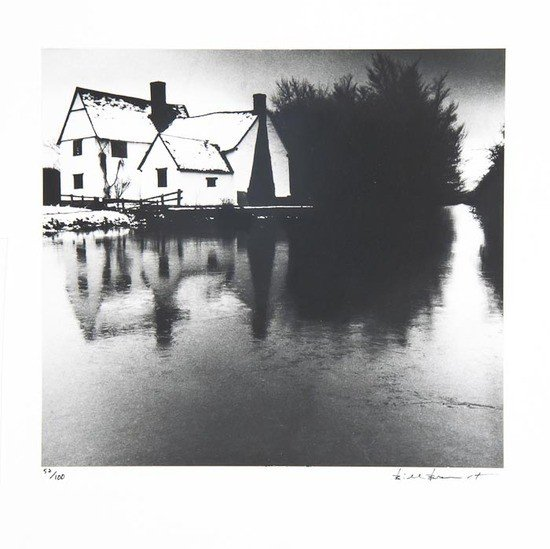 13: Bill Brandt (1904-1983) Lot's Cottage, Flatford Mi