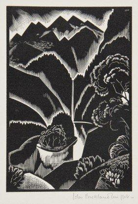16: John Buckland-Wright (1897-1954) The Island of the