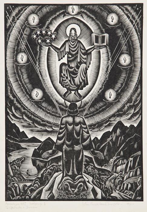 20: John Buckland-Wright (1897-1954) Apocalypse 1