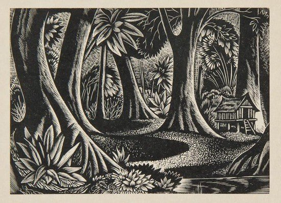 22: John Buckland-Wright (1897-1954) A Collection