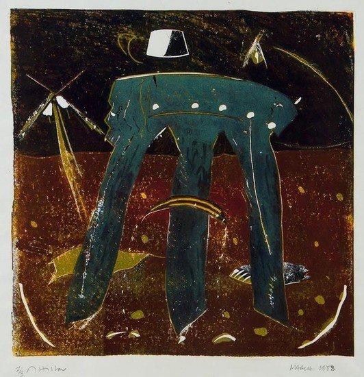 75: Matthew Hilton (b.1948) Untitled