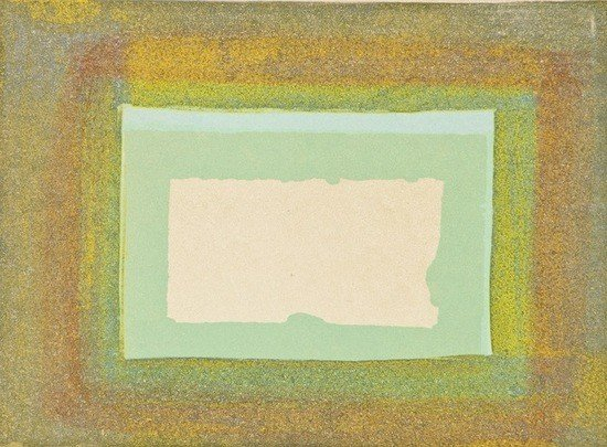 78: Howard Hodgkin (b.1932) Window, from 'More Indian