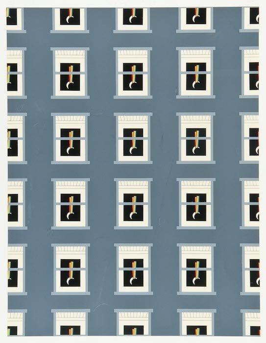85: Patrick Hughes (b.1939) A Hughes in Every Room