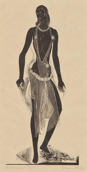 87: Blair Hughes-Stanton & Gertrude Hermes Sabrina & U