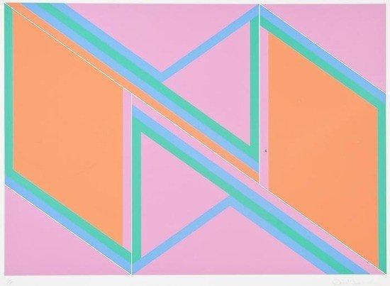 90: David Leverett (b.1938) A Collection