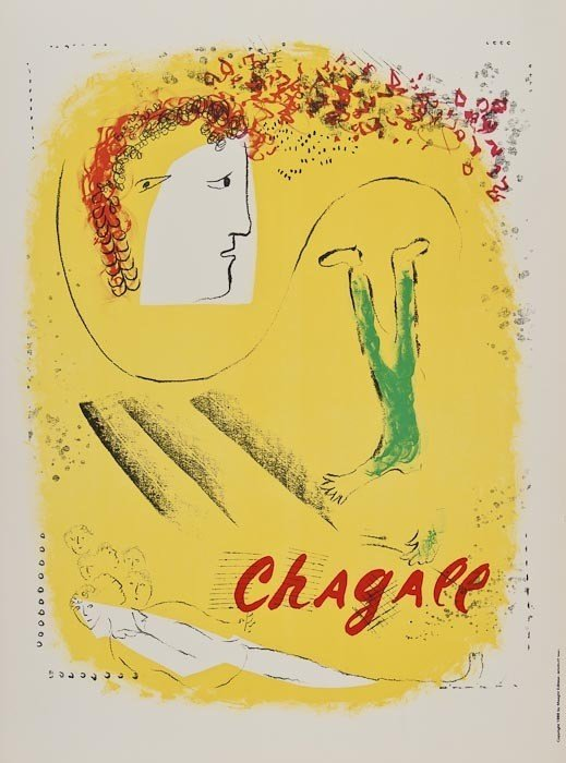 177: Marc Chagall (1887-1985) Untitled (see m.602)