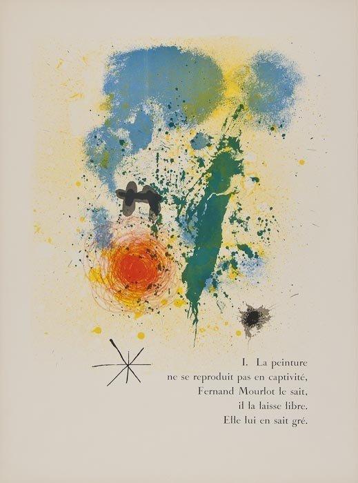 233: Joan Miro (1893-1983) 52 Affiches - 3