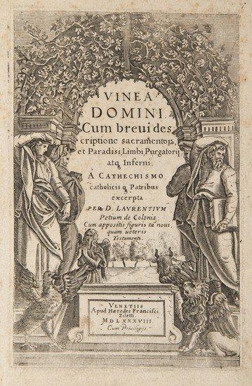 4: [Pezzi (Lorenzo)] Vinea Domini...