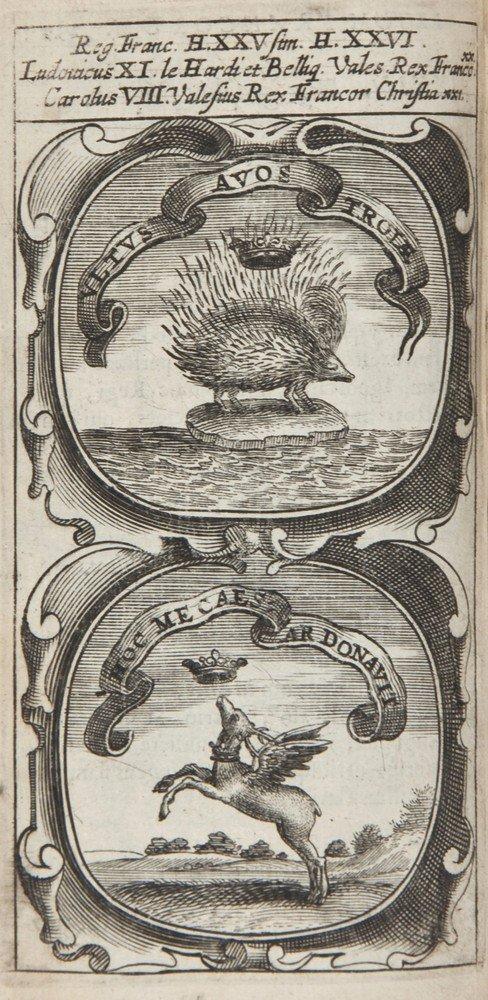 15: Typotius (Jacobus) Symbola Divina & Humana Pontifi