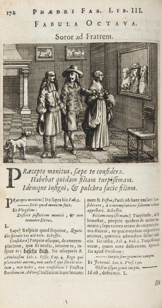 16: Phaedrus and Aesop. Phaedri...Fabularum Aesopiarum