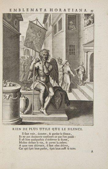 17: Vaenius (Otto) Quinti Horatii Flacci emblemata
