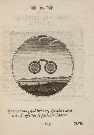 22: Boria (Juan de) Emblemata Moralia, scripta quondam