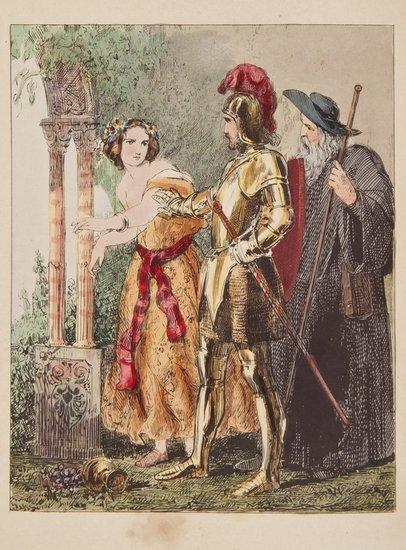 9: Spenser (Edmund).- Tales from Spenser's Faerie Que