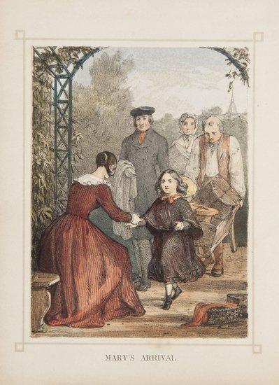 """28: [Miller (Lydia Falconer)] """"Mrs. Harriet Myrtle"""". A"""