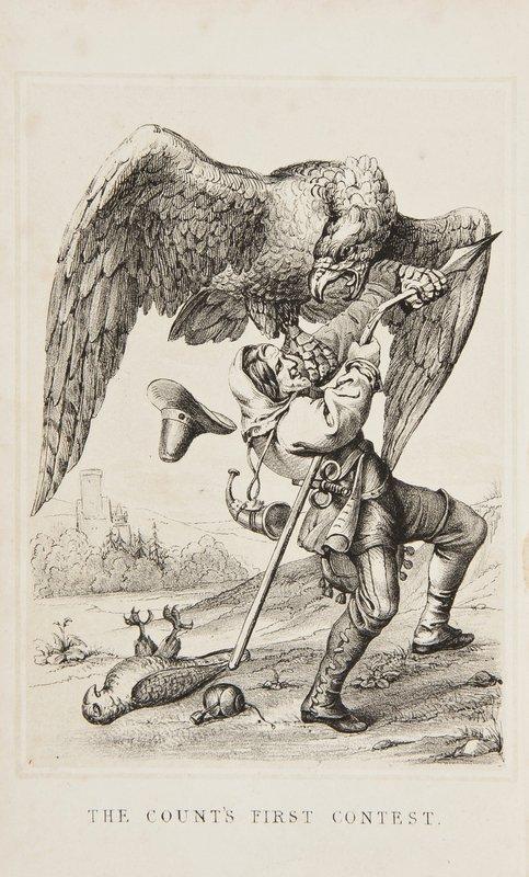 32: Musäus (Johann Karl August) Legends of Rubezahl, a