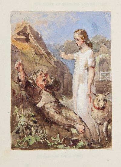 33: Norton (Caroline Elizabeth Sarah) Aunt Carry's Bal