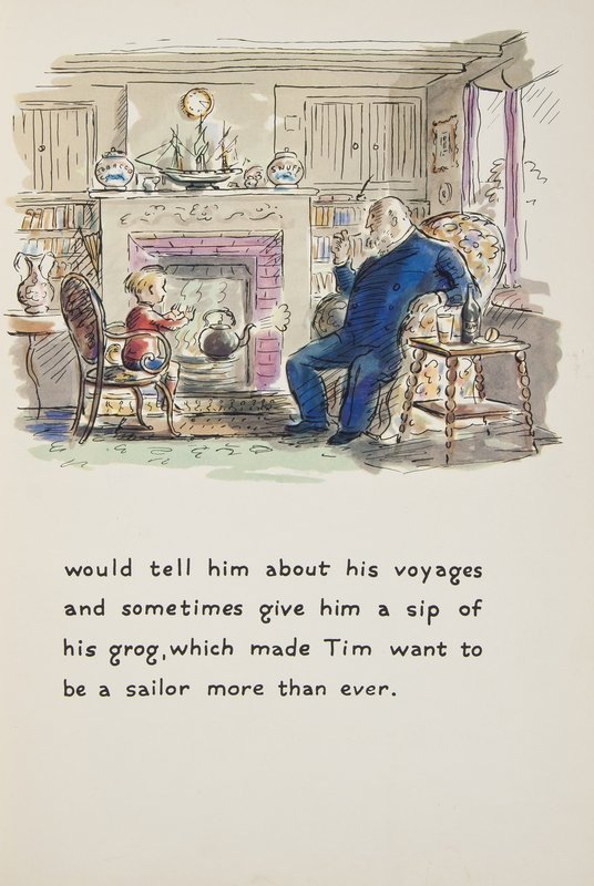 42: Ardizzone (Edward) Little Tim and the Brave Sea Ca