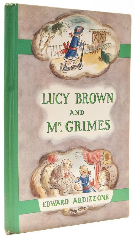 43: Ardizzone (Edward) Lucy Brown and Mr. Grimes