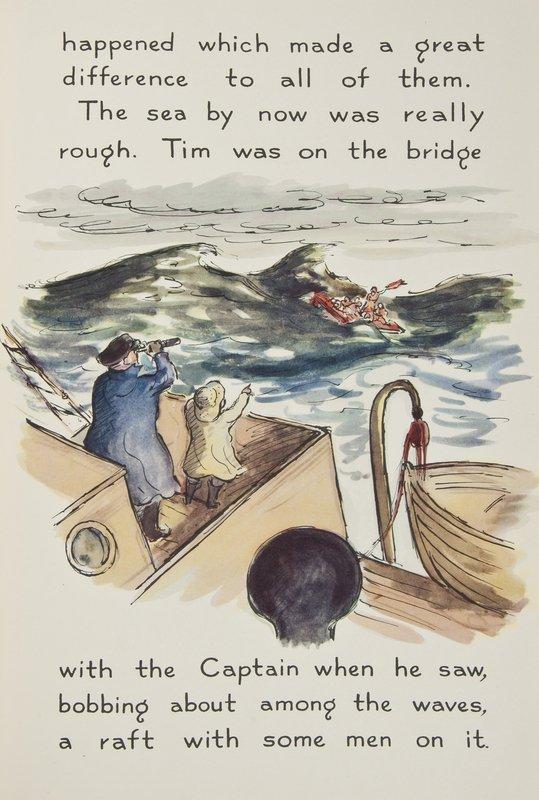 44: Ardizzone (Edward) Tim and Lucy Go to Sea
