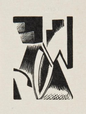 14: Nash (Paul) A Portfolio of Twenty Four Wood-Engrav