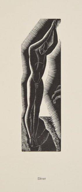 21: Tute (George) Leon Underwood: His Wood Engravings