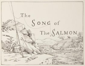 [Bullough (Charles P.)] The Song Of The Salmon
