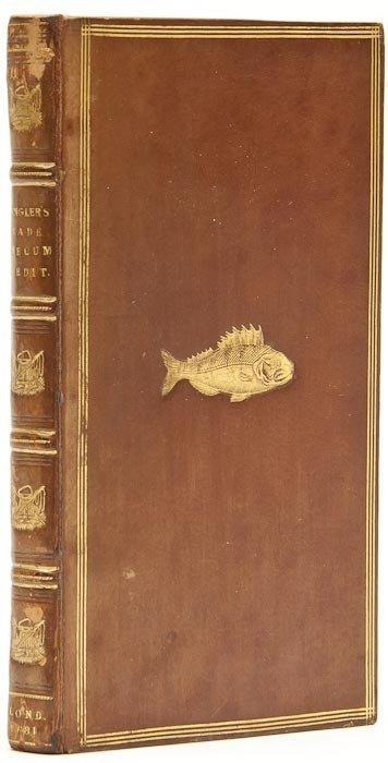 70: [Chetham (James)] The Angler's Vade Mecum: