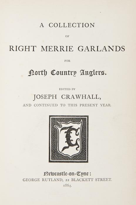 88: (Joseph, editor) A Collection of Right Merrie Garl