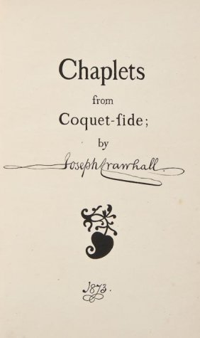Crawhall (Joseph) Chaplets From Coquet-side