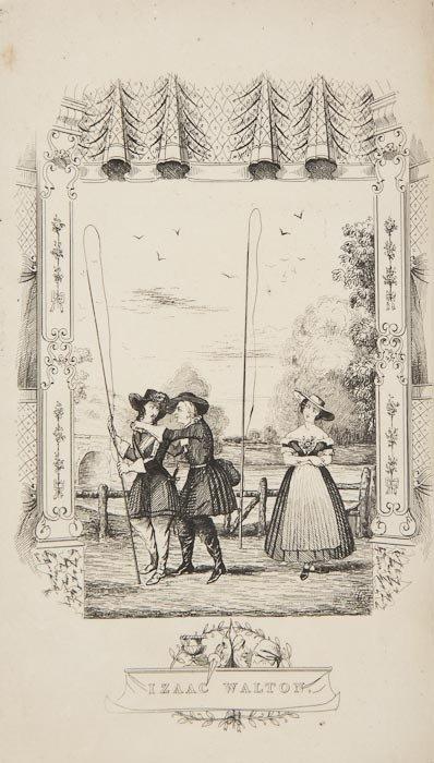 100: Dance (Charles) Izaak Walton; a Drama in Four Part