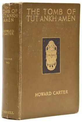 17: Egypt.- Carter (Howard) and A.C.Mace. The Tomb of