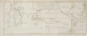 45: -. Bougainville (Louis Antoine de) Voyage autour d