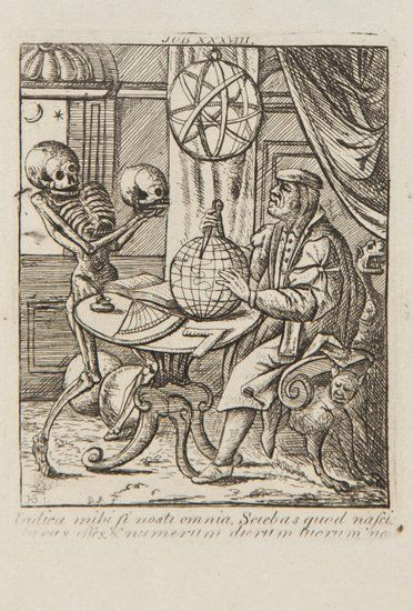 246: Holbein (John) The Dances of Death