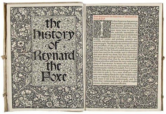 10: (William, translator) The History of Reynard the F