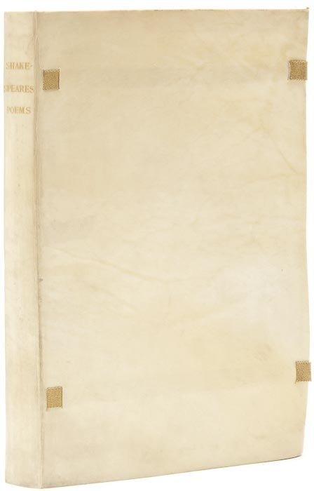 11: Shakespeare (William) The Poems...