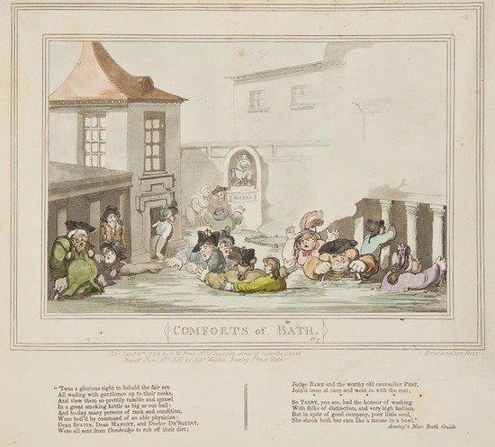 127: Rowlandson (Thomas).- Anstey (Christopher) The Com