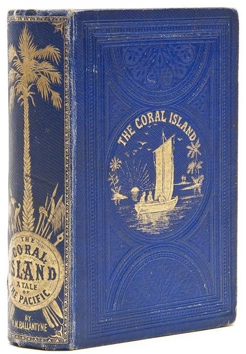 128: Ballantyne (R.M.) The Coral Island: A Tale of the