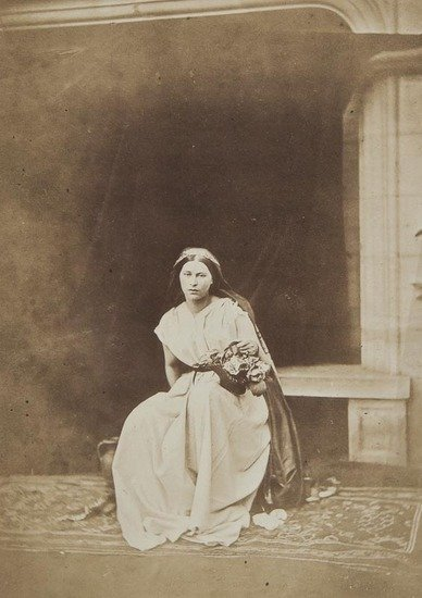 6: Follower of Julia Margaret Cameron, 1860s Eight En