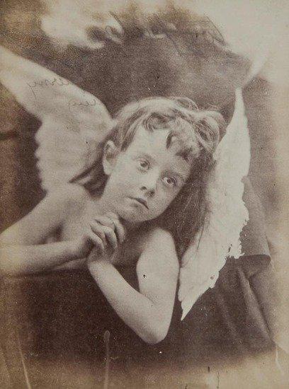 7: Julia Margaret Cameron (1815-1879) Laura Gurney, c