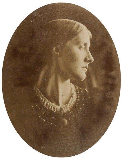 8: Julia Margaret Cameron (1815-1897) Julia Jackson,