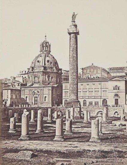 9: Eugène Constant (active 1840s-1870s) Roman archite