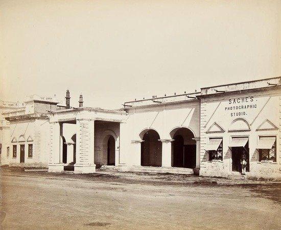 14: John Edward Saché (1840-1882) Saché's Photographic