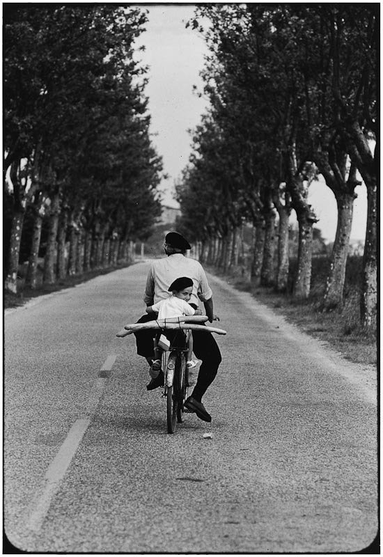 48: Elliott Erwitt (b.1928) Provence, France, 1954