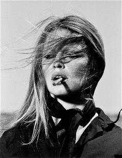 107: Terry O'Neill (b.1938) Brigitte Bardot, Spain, 197