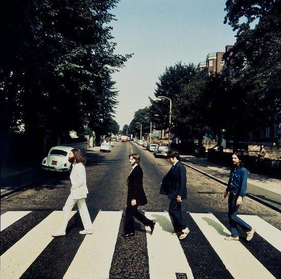138: Iain Macmillan (1938-2006) Abbey Road, 1969